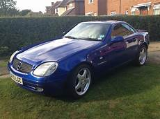 used 1998 mercedes slk 230 kompressor for sale in