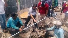 Polisi Rekonstruksi Kasus Air Pdam Berwarna Merah Darah Di