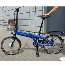 Im Test 20 Quot Faltrad E Bike Prophete Navigator 7 2 Ebike