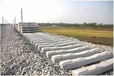 how to lay concrete railway sleepers agico rail