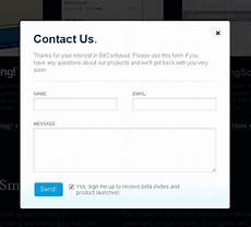 contact form exles 15 awesome exles of contact form designs