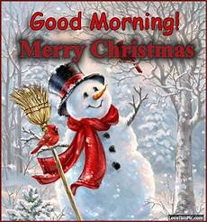 snowman good morning merry christmas image quote pictures photos and images for facebook