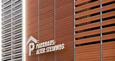 Parkhaus Alter Steinweg Münster - parkhaus alter steinweg nbk terracotta