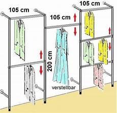 Kleiderstange Begehbarer Kleiderschrank - begehbarer kleiderschrank kleiderstange kleiderst 228 nder