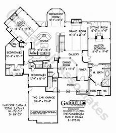 ponderosa house plans ponderosa house plan 01424 garrell associates inc