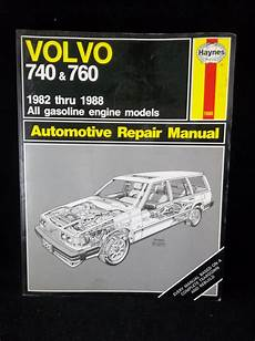 old cars and repair manuals free 1993 volvo 240 auto manual 1982 1988 volvo 740 760 haynes repair manual 1550 volvo 740 volvo repair manuals