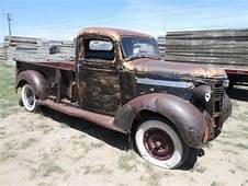 1938 GMC Truck 1/2 Ton Pickup Rat Hot Rod Patina