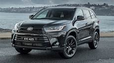 Toyota Kluger Black Edition 2019 Pricing And Specs