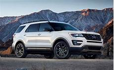 2017 Ford Explorer Xlt Sport Pack Is High Impact Styling