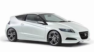 Honda Unveils Near Production CR Z Concept By CAR Magazine