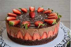 Julias Zuckers 252 223 E Kuchenwelt Schoko Erdbeer Mousse Torte
