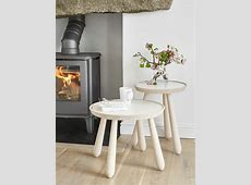 Hand Crafted Contemporary Side Tables