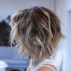 coupe de cheveux femme carré dégradé pin en peinados faciles