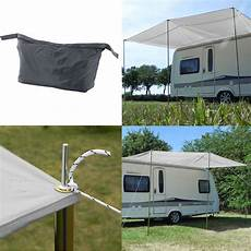 awning quot 400 quot for 7 mm 400x240 cm incl rods