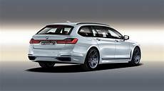 bmw wagon 2020 2020 bmw 7 series facelift imagined as wagon and cabrio