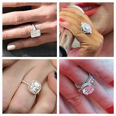 celebrity wedding pictures the 8 most gorgeous celebrity engagement rings of 2014 glamour