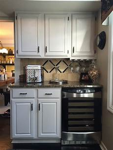Painted Kitchen Furniture Diy How I Painted My Kitchen Cabinets White Cottage