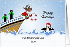 cruise line industry cards from greeting card