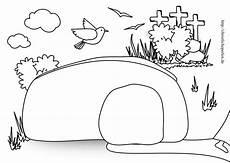 jesus auferstehung ausmalbilder auferstehung