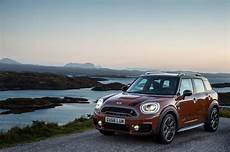 2017 mini countryman as top safety by iihs