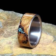 36 unusual unconventional wedding rings for men designbump