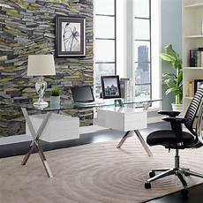 home office furniture las vegas abeyance glass top office desk in white las vegas