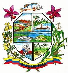 simbolo del estado bolivar municipio angostura del estado bolivar escudo