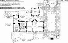 15000 square foot house plans 15 000 square foot washington dc home main level floor