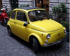 file fiat 500 jaune jpg wikimedia commons