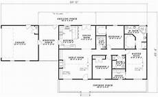 1800 sq ft ranch house plans inspirational 1800 square foot ranch house plans new