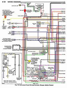 2006 Charger Wiring Diagram by 73 Dash Cluster Wiring Diagram