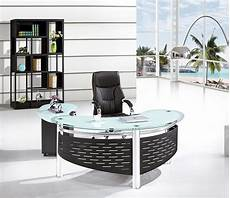 glass home office furniture china glass office table executive desk 2019 modern office