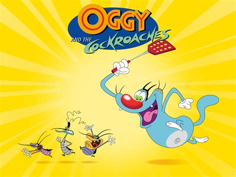 Oggy And The Cockroaches Season