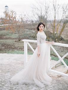 Ethereal Wedding Gowns