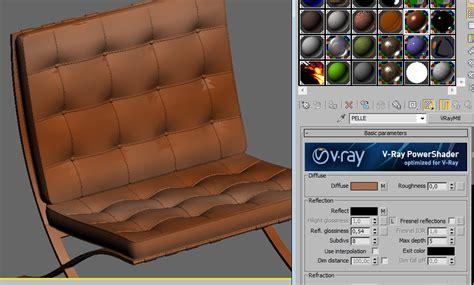 3d Studio Max Vray Material Pelle