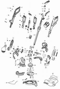 Gardena Ersatzteile Rasentrimmer - ersatzteile gardena accu trimmer comfortcut li 18 23 r