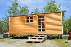 haus auf anhänger tiny houses gebraucht minihaus auf r 228 dern kaufen