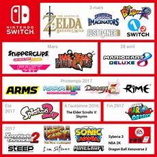 jeux sur la nintendo switch nintendo switch seulement 3 jeux in 233 dits au lancement