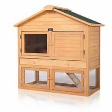zoomundo clapier cage 224 lapin avec 4 portes et enclos