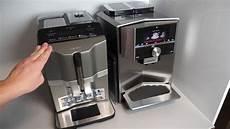 siemens eq 3 kaffeevollautomat on funktionen