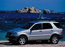 mercedes ml klasse w163 1997 1998 1999 2000