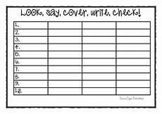 spelling practice worksheets look cover write check 22456 look say cover write check spelling words writing sayings