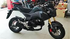 Honda Msx 125 Sf 2017 แต ง