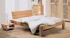 bett buche nat 252 rliches massivholzbett aus eiche oder buche bett pescara