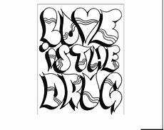 drawing graffiti letters free on clipartmag