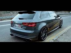 audi a3 8v 34567 audi s3 8v sportback armytrix exhaust mods best tuning review price