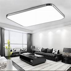 led beleuchtung wohnzimmer 96w led panel led deckenleuchte wohnzimmer beleuchtung led
