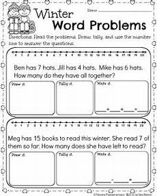 1st grade math and literacy worksheets for february planning playtime