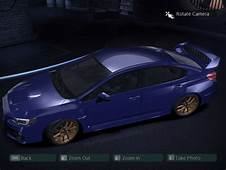 Need For Speed Carbon Subaru WRX STI  NFSCars