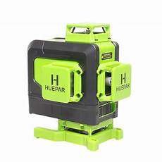 le mit fernbedienung huepar 904dg selbstnivellierender laser f 252 r